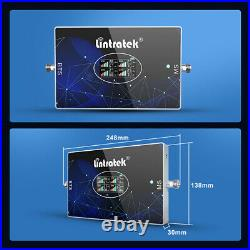 Band 12/17/5/2/4 Cell Phone Signal Booster 700 850 1900 1700/2100 2G 3G 4G LTE