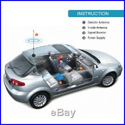 Car Booster GSM 850mhz Cell Phone Signal Boosters for RV Car Truck Fast Shipping