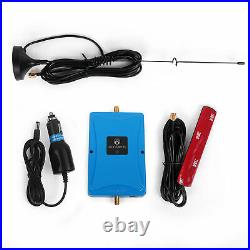 Car Use 1700MHz Cell Phone Signal Booster 3G 4G LTE Repeater Amplifier Band 4
