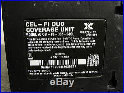 Cel-Fi Duo LTE Cell Phone Signal Booster System 3G/4G/LTE withAdapters