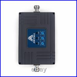 Cell Phone Signal Booster 2G 3G 4G 900/1800/2100MHz Mobile Repeater Band 8/3/1