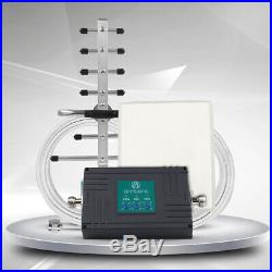 Cell Phone Signal Booster 2G 3G 4G LTE 700/850/1900MHz Antenna Kit Verizon AT&T