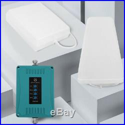 Cell Phone Signal Booster 700/850/1700/1900MHz 2G 3G 4G LTE Band 12/17/13/5/4/2