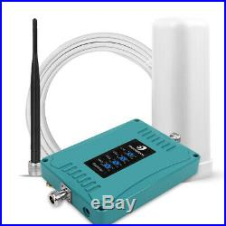 Cell Phone Signal Booster 700/850/1700/1900MHz 5-Band Boost 2G 3G Voice 4G Data