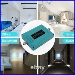 Cell Phone Signal Booster 700/850/1700/1900MHz GSM 3G 4G LTE Repeater B12/13/5/2