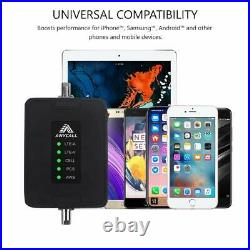 Cell Phone Signal Booster 700/850/1700/1900MHz GSM 3G 4G LTE for Car RV Truck