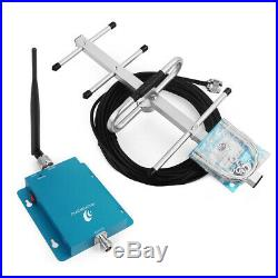 Cell Phone Signal Booster 850MHz 2G 3G 4G Mobile Repeater Ki for AT&T Verizon
