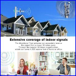 Cell Phone Signal Booster 850/1700/2100MHz 5G 4G 3G Signal Repeater Amplifier