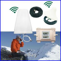 Cell Phone Signal Booster, CDMA 850/1900MHz 2G 3G 4G Dual Band Amplifier Repeater