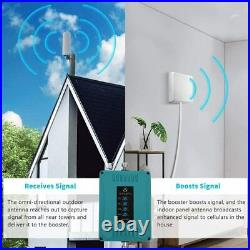 Cell Phone Signal Booster GSM 3G 4G LTE 700/850/1700/1900MHz Band 12/13/17/2/5/4