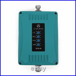 Cell Phone Signal Booster Kit 700/850/1700/1900MHz 2G 3G 4G LTE Verizon & AT&T