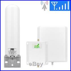 Cell Phone Signal Repeater Booster Amplifier for Home Sprint ATT 1900MHz 65db US