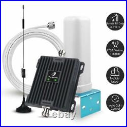 Cell phone 4G-TM PT2500 LTE home signal booster for T-Mobile cellular service