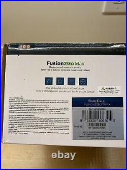 FUSION2GO MAX Most Powerful Vehicle Cell Phone Signal Booster For All Carriers