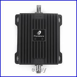 GSM 2G 3G Cell Phone Signal Booster for Car Truck use 850MHz 1900MHz Band 5/2
