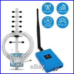 GSM 3G 4G LTE 1900MHz Cell Phone Signal Booster Home Repeater Amplifier Kit B2