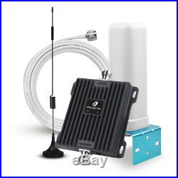 GSM 3G 4G LTE 850/1700MHz Mobile Cell Phone Signal Booster Band 4/5 Repeater Kit