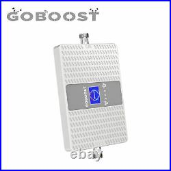 GSM CDMA 850 LTE 4G AWS 1700mhz Dual Band4/5 cell phone Signal Booster Repeater