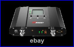 HiBoost Home 15K Smart Link Cell Phone Signal Booster Kit 15000 sq ft Coverage