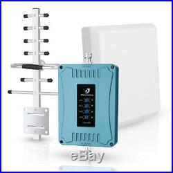 Home 3G 4G LTE Cell Phone Signal Booster Multi-band For AT&T Verizon Voice Data