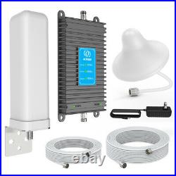 Home 4G Cell Phone Signal Booster Band 2/5/13 FDD Mobile Phone Signal Repeater