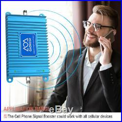 Home 4G Cell Phone Signal Booster for Home and Office Verizon, AT&T, T-Mobile