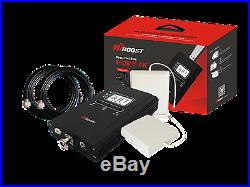 Home 4k Cell Phone Signal Booster with LCD Screen 4000 sq ft coverage