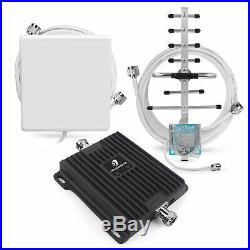 Home Cell Phone Signal Booster 850/1900MHz 2G 3G 4G for Enhance Signal Use AT&T