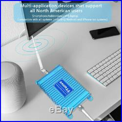 Home Cell Phone Signal Booster AT&T 700MHz 4G Lte Band 12/17 FDD Supports VoLTE