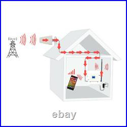 Home Cell Phone Signal Booster Repeater GSM-DCS-4G Band 3 FDD Signal Amplifier