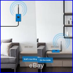 Home-Use 850MHz 65dB 3G Mobile Cell Phone Signal Booster GSM Amplifier Repeater