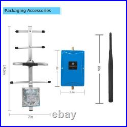 LTE 4G 700MHz AT&T Band 12/17 Cell Phone Signal Booster Repeater Amplifier Kit