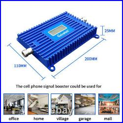 LTE 4G Cell Phone Signal Booster 700mhz Band 28 Repeater Yagi Antenna Amplifier1