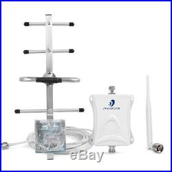 LTE AT&T 700MHz 70dB Cell Phone Signal Booster 4G Repeater for Band 12/17 Use