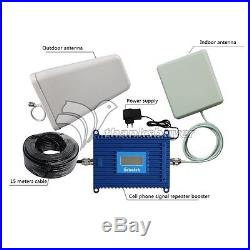 Lintratek 4G LTE 2600mhz Band 7 Cell Phone Signal Booster Repeater Antenna Set