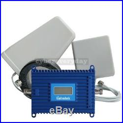 Lintratek 4G LTE 2600mhz Band 7 Cellphone Signal Booster Repeater + Antenna