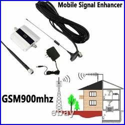 Mobile Cell Phone Signal Booster Mini GSM Cellular Repeater Amplifier Antenna 4G