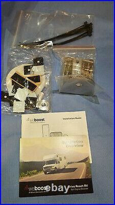 NEW weBoost Drive Reach RV Cell Phone Signal Booster Kit