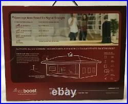 NEW weBoost Home Room Cell Phone Signal Booster Kit, All U. S. Carriers. 472120