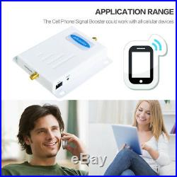 Omni AT&T Signal Booster Connect 4G LTE Cell Phone Repeater Band12/17 for Home