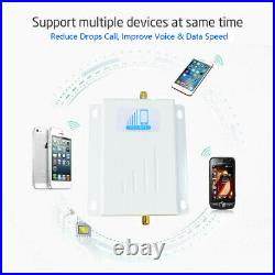 Omni AT&T Verizon CellPhone Signal Booster 2G 3G 4G LTE 1900MHz Band 2 Amplifier