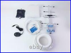 Phonetone Cell Phone Signal Booster Home and Office Up to 5,000 Sq Ft- Open Box