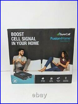 READ! SureCall Fusion4Home Cell Phone Signal Booster for Home and Office
