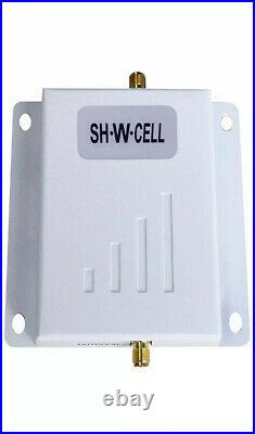 Sh-W-Cell AT&T-Mobile Cell Phone Signal Booster 4G LTE. SA108