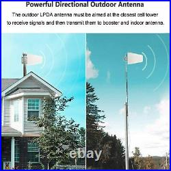 Signal Booster Multi Bands Cell Phone 2/4/5/12/13/17/71 for All 4G 5G Carriers