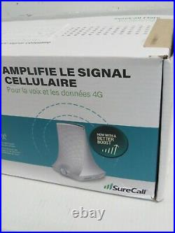 SureCall Flare 3.0 Indoor Cellphone Signal Booster (SC-Flare3CA)