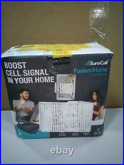 SureCall Fusion4Home Cell Phone Signal Booster for Home and Office