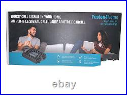SureCall Fusion4home Cell Phone Signal Booster Kit with Yagi