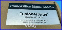 SureCall SC-PolyH-72 Fusion4Home 3.0 Cell Phone Signal Booster 72dB