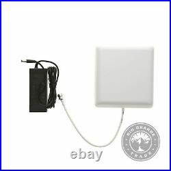 USED HiBoost Cell Phone Signal Booster for Home & Office Up to 2.000 sq. Ft